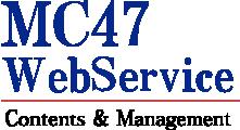 MC47WEBサービス